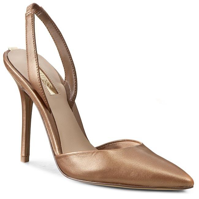 Sandals GUESS - Pascal3 FLPA31 LEM05 NUDE