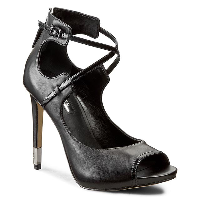 Sandals GUESS - Appley FLAY11 LEA07 BLACK