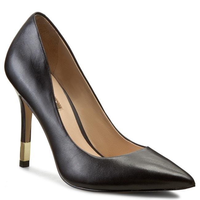 Stilettos GUESS - Bayan5 FLBAY1 LEA08 BLACK