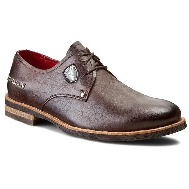 Shoes NORD - DOBERMAN 2222B425M Brown