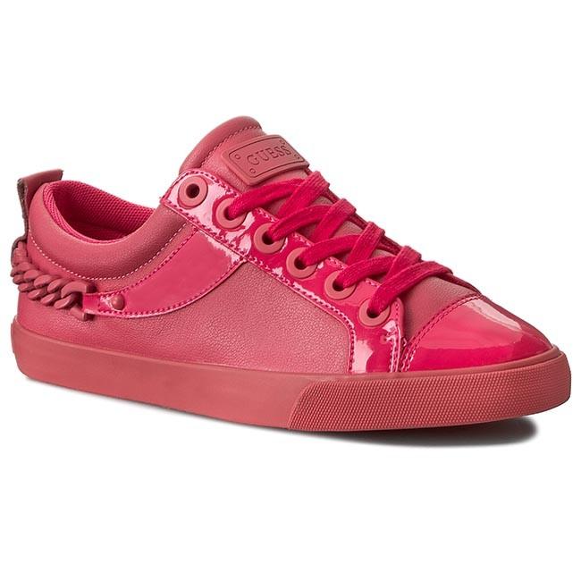 Shoes GUESS - Meenas4 FLME21 LEA12  PINK