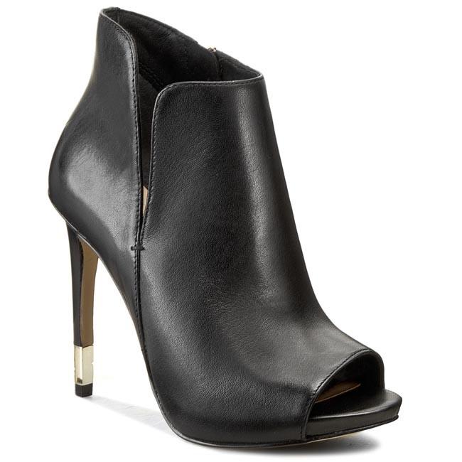 Boots GUESS - Adara2 FLADA1 LEA09 BLACK