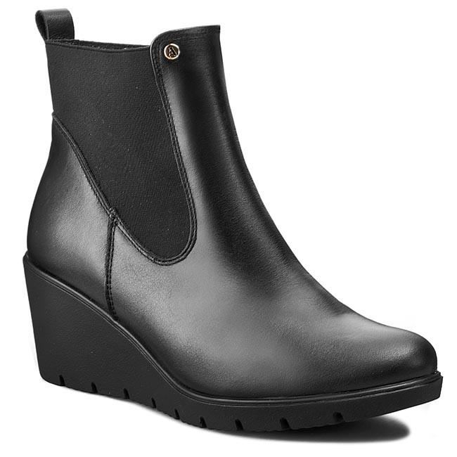 Boots A.J.F. - 00960 Czarny 012 Oc