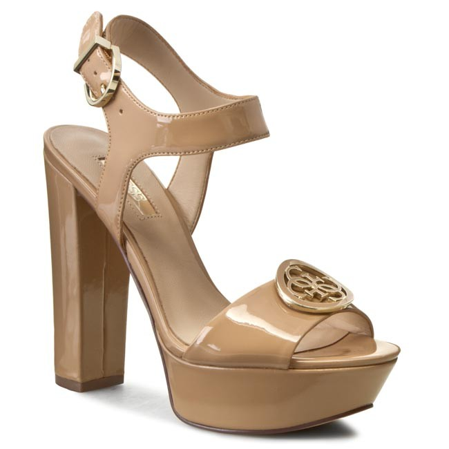 Sandals GUESS - Passy2 FLPS21 PAF03 LBEIG