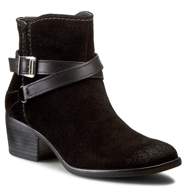 Boots TAMARIS - 1-25010-25 Black 001