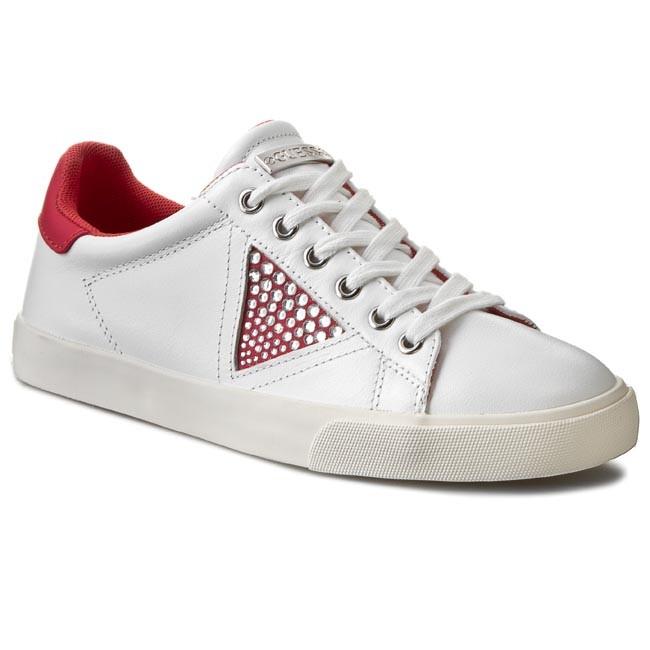 Shoes GUESS - Marline FLLIN1 LEA12 PINK