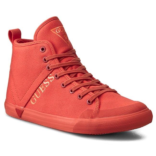 Sneakers GUESS - Joel2 FLJOE1 FAB12 ORANG