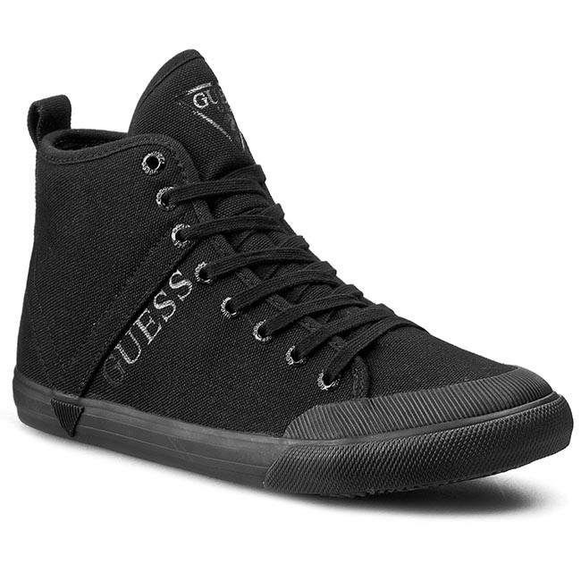 Sneakers GUESS - Joel2 FLJOE1 FAB12  BLACK