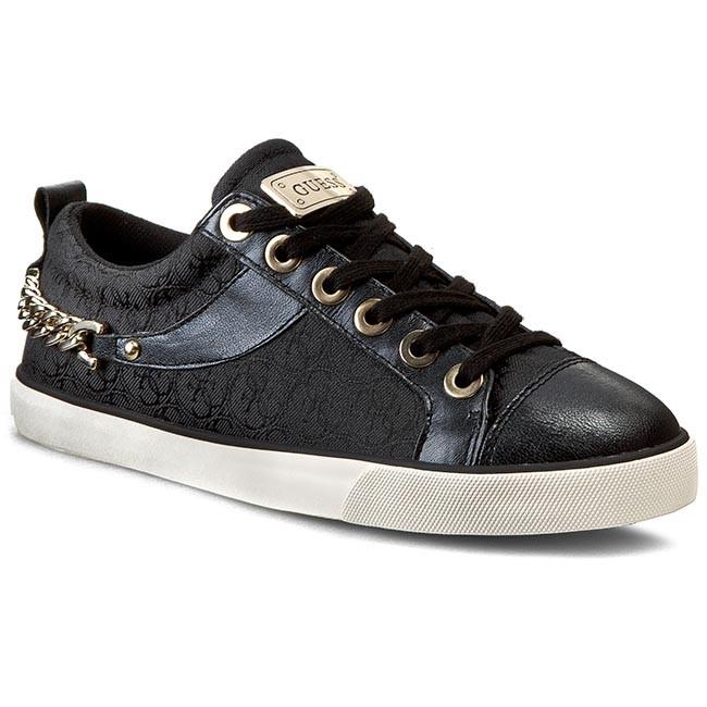 Sneakers GUESS - Meenas FLMEN1 FAL12  BLKBL