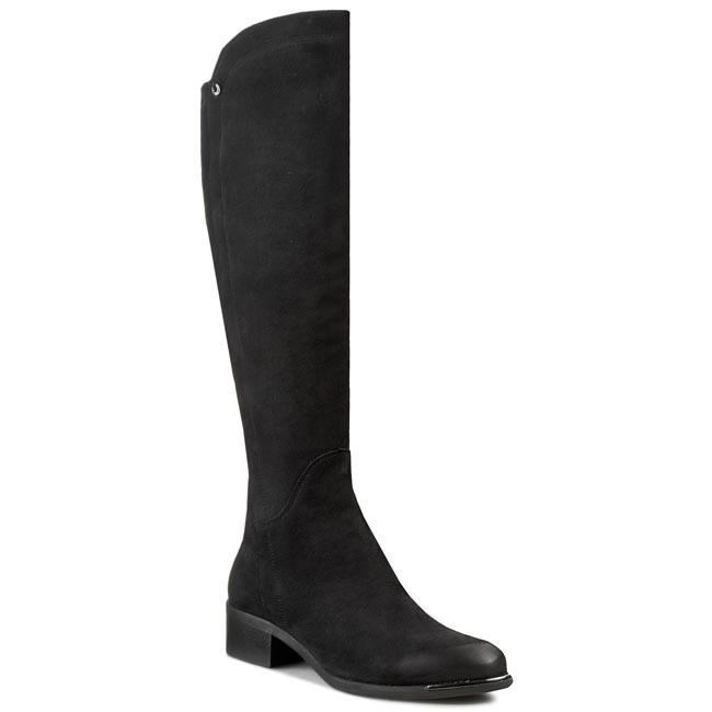 Knee High Boots CARINII - B3481 360-000-POL-A18