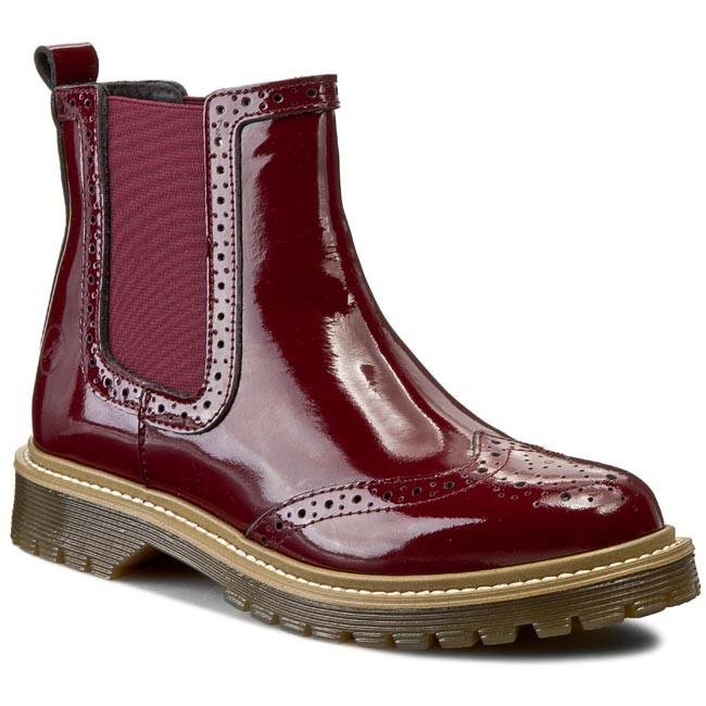 promo code 9f7b5 e9536 Ankle Boots BRONX - 44160-H BX829 Bordeaux 34