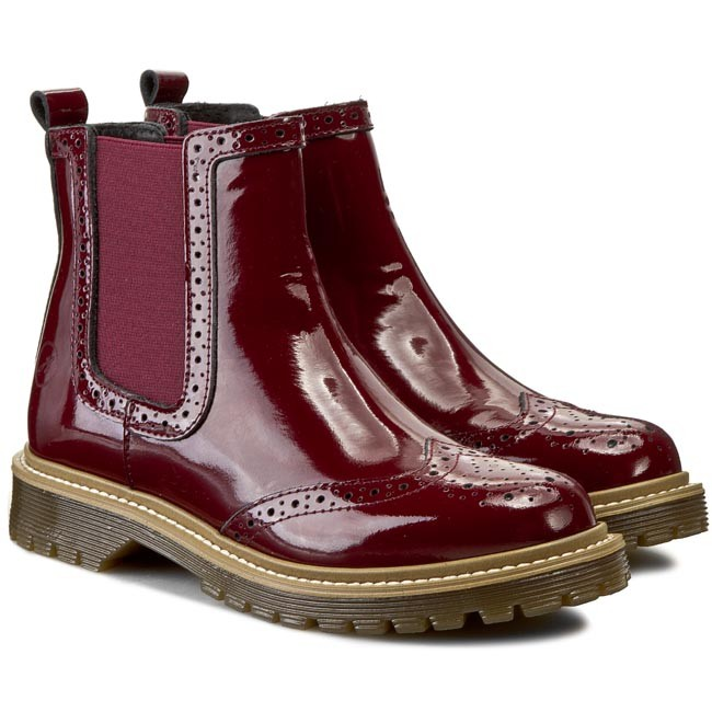 ankle boots bronx 44160 h bx829 bordeaux 34 boots high boots and others women 39 s shoes. Black Bedroom Furniture Sets. Home Design Ideas