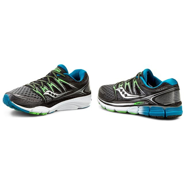 Shoes SAUCONY Triumph Iso S20262 4 GryBlkSlm