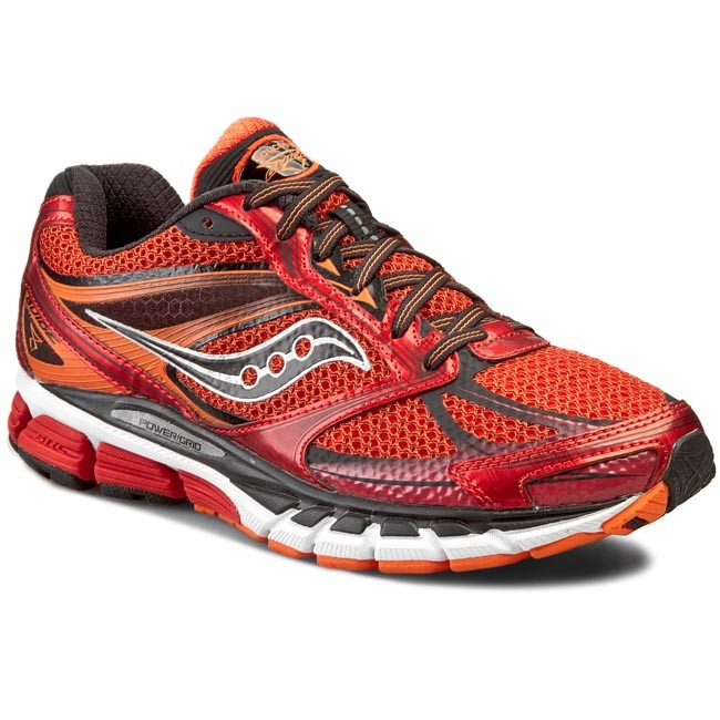 Shoes SAUCONY - Guide 8 S20256-6 Red