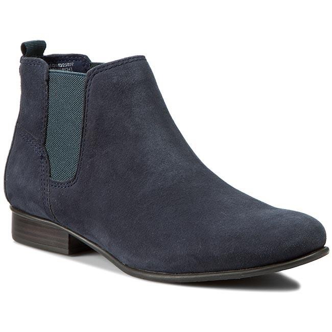 tamaris suede chelsea boots