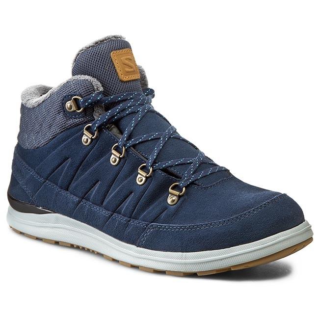 Trekker Boots SALOMON Xa Chill Mid Ts Wr 372591 29 V0 Deep