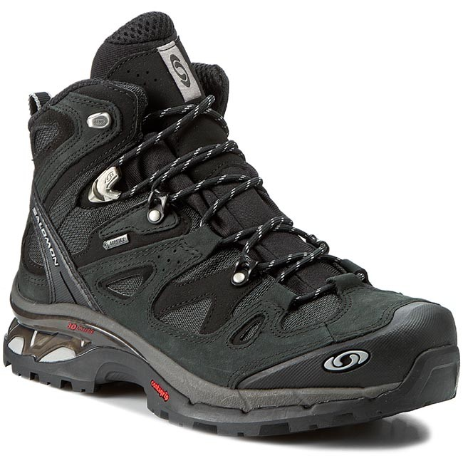 REVIEWED: Salomon Comet 3D GTX walking boots