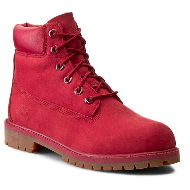 picked up official shop where can i buy Hiking Boots TIMBERLAND - 6 In Premium Wp Boot A13HV/TB0A13HV6261 Red