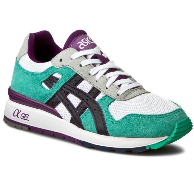 sports shoes 10b17 ec074 Sneakers ASICS - TIGER Gt-II H5D4L White/Black 0190