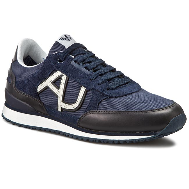 Sneakers ARMANI JEANS - C6512 48 50