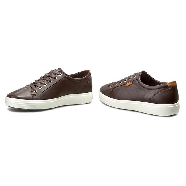 Sneakers ECCO Lace 430004 01178 Moka