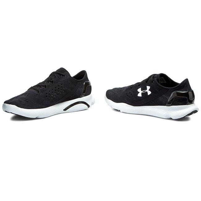 wholesale dealer 256db d56ea Shoes UNDER ARMOUR - Speedform Apollo Twist 1258784-008 Sty/Blk/Wht