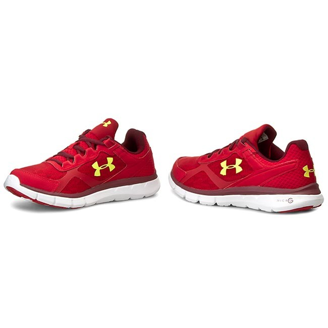 Running Shoe For Supination Underarmor