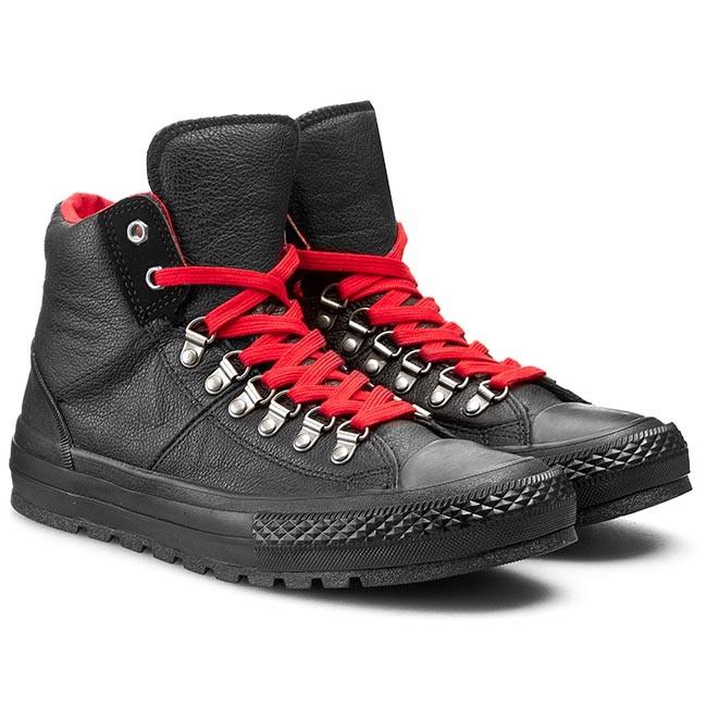 Sneakers Converse Ct Street Hiker 149383c Black Black