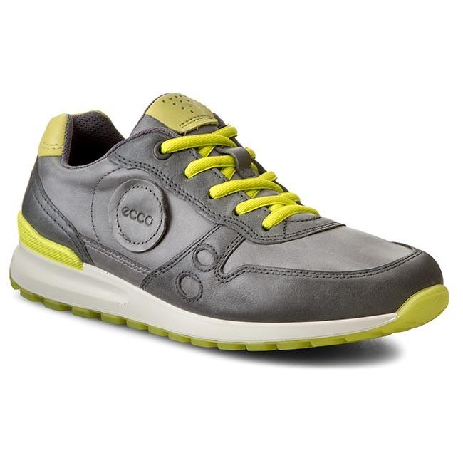 Sneakers ECCO CS14 Ladies 23223359534 Dark ShadowTitaniumSulphur