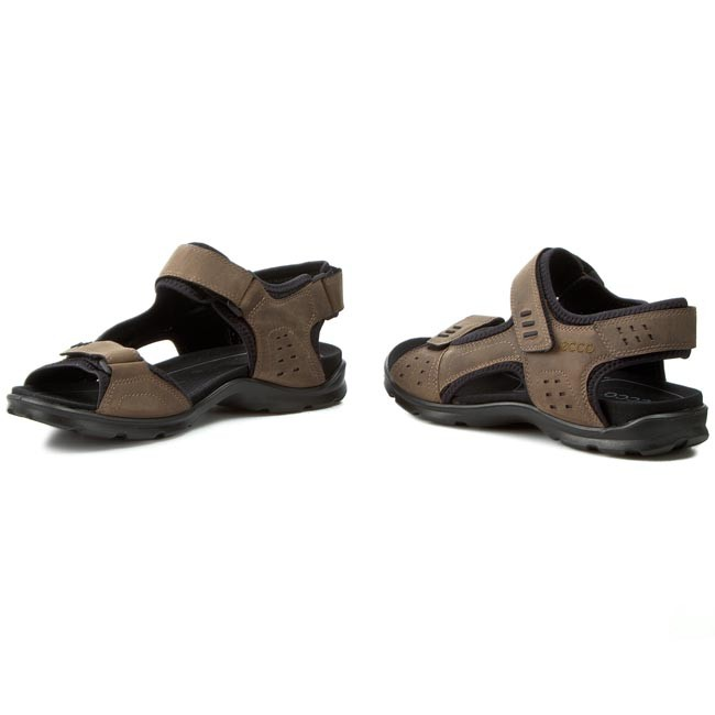 Sandals ECCO Utah 83411402072 Coffee