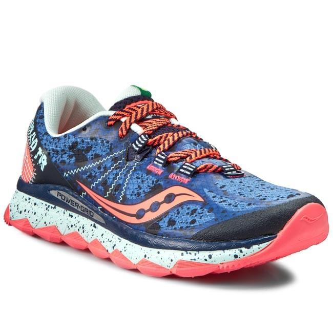 Shoes SAUCONY - Nomad Tr S10287-1 Blu