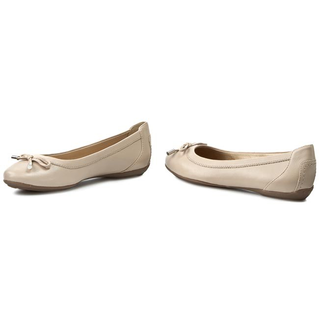 Flats GEOX D Charlene A D32Y7A 00043 C6738 Lt Taupe