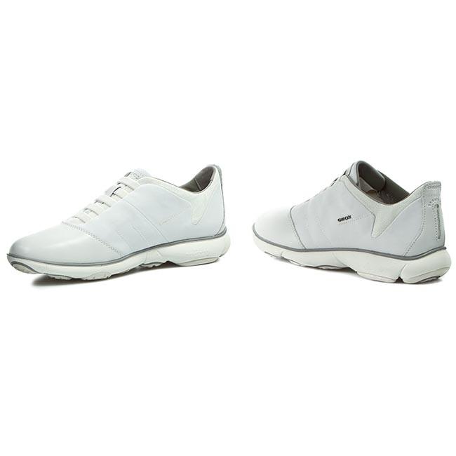 Shoes GEOX U Nebula B U52D7B 01185 C1000 Biały