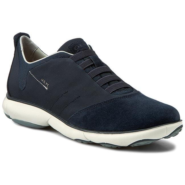 Shoes GEOX U Nebula B U52D7B 0ZB22 C4002 Morski