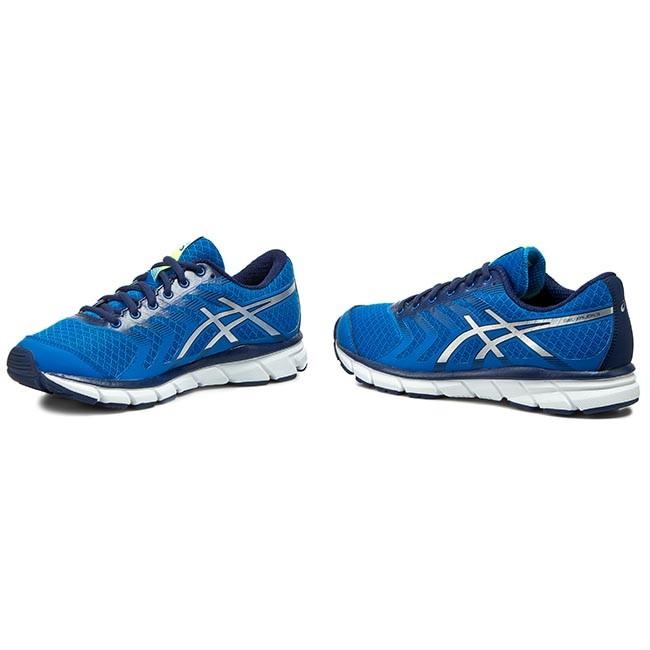 Shoes ASICS Gel Xalion 3 T5K4N Electric BlueSilverIndigo Blue 3993