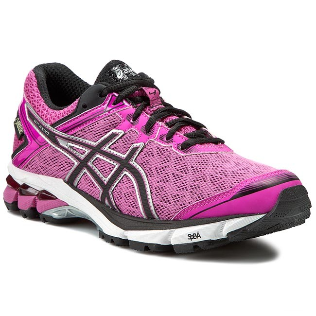 Cuando saltar guía  Shoes ASICS - Gt-1000 4 G-Tx T5B7N Pink Glow/Onyx/Royal Burgundy - Indoor -  Running shoes - Sports shoes - Women's shoes | efootwear.eu