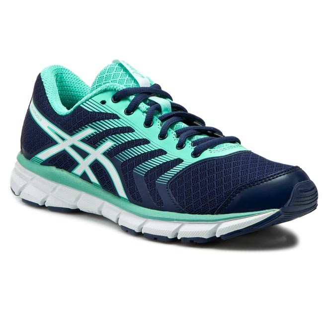 Shoes ASICS Gel Xalion 3 T5K9N Indigo BlueWhiteAqua Mint 4901