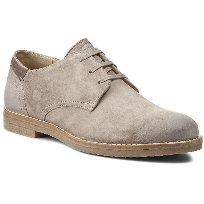 sports shoes edecf 159bf Shoes STRELLSON - New Howard Derby Lace4010001876 Taupe 104