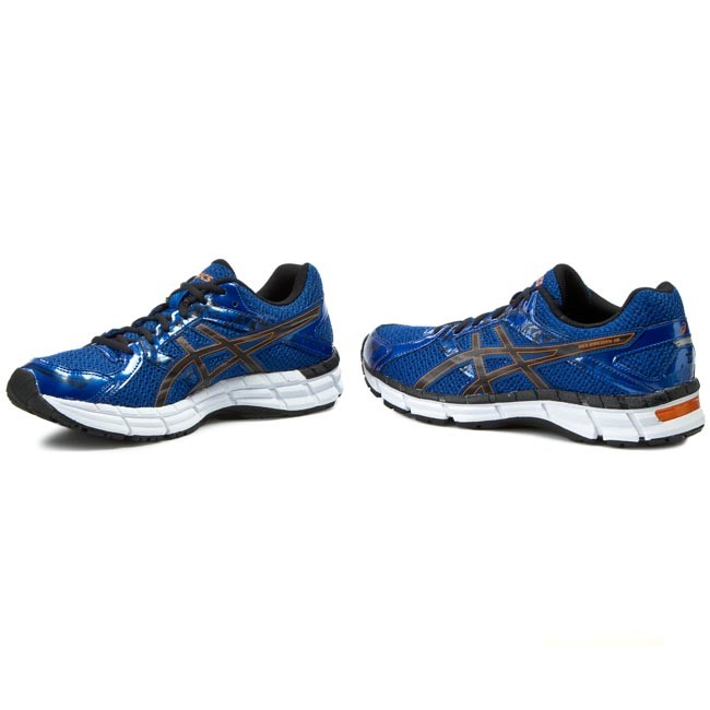 Shoes ASICS Gel Oberon 10 T5N1N BlueBlackOrange 4290