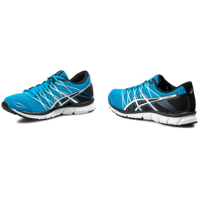 Acerca de la configuración pianista Relámpago  Shoes ASICS - Gel-Attract 4 T5K1N Turquoise/Silver/Onyx 4093 - Natural -  Running shoes - Sports shoes - Men's shoes | efootwear.eu