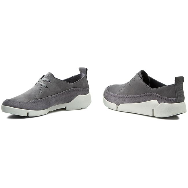 Shoes CLARKS Tri Angel 261156404 GreyBlue