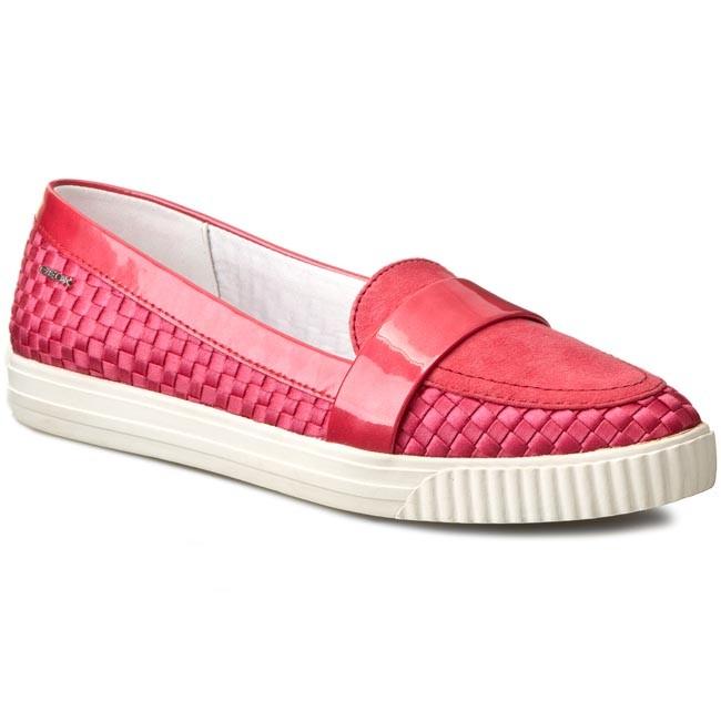 Geox Damen D Amalthia C Ballerinas, weiß: : Schuhe