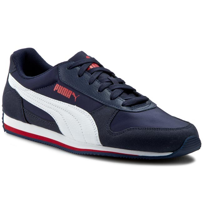 Sneakers PUMA Fieldsprint NL 356762 05 Peacoat White High Risk Red
