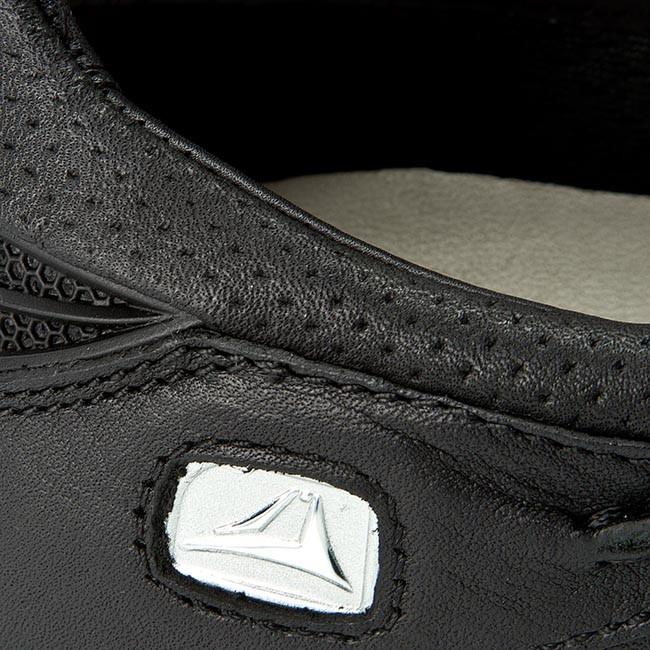 Shoes CLARKS Orson Lace 261157867 Black Leather