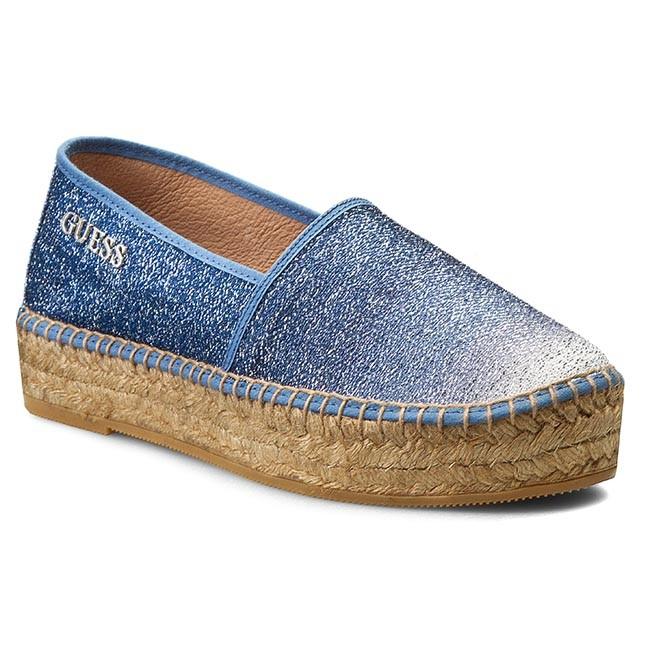 Espadrilles GUESS Rosina2 FLROS2 FAM14 BLUE