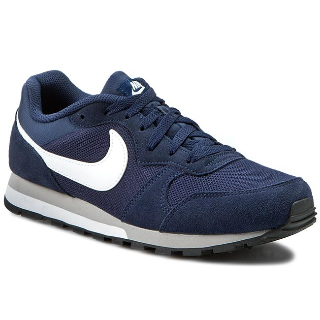 93560ac66c8 Shoes NIKE - Md Runner 2 749794 410 Midnight Navy/White/Wolf Grey