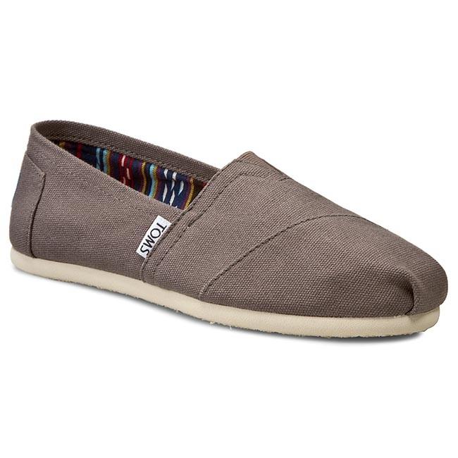 Shoes TOMS - Classic 10000871 Ash