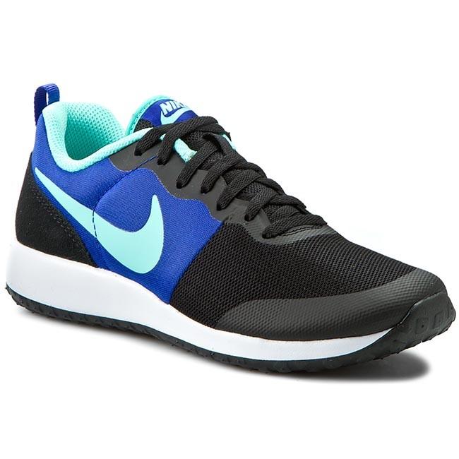 Babosa de mar sustracción Hermano  Shoes NIKE - Elite Shinsen 801781 034 Black/Hyper Turq/Rcr Bl/White -  Sneakers - Low shoes - Women's shoes | efootwear.eu