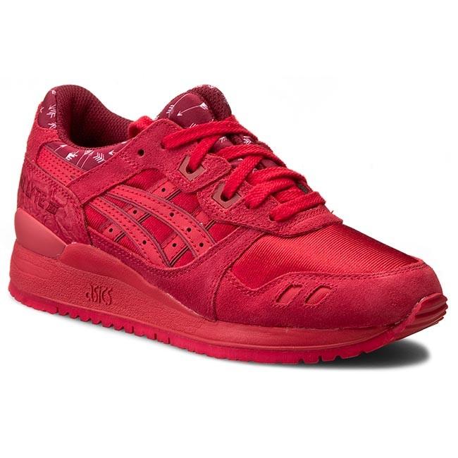 Sneakers Asics H63qq Lyte 2323 Tiger Gel Iii Redred WxrdCBoe