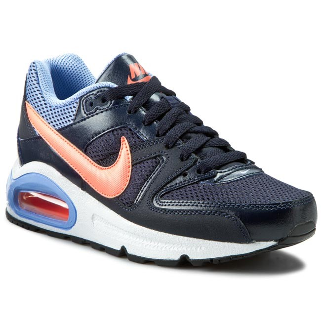 online here super quality sports shoes Shoes NIKE - Air Max Command (Gs) 407626 484 Obsidian/Bright Mango ...